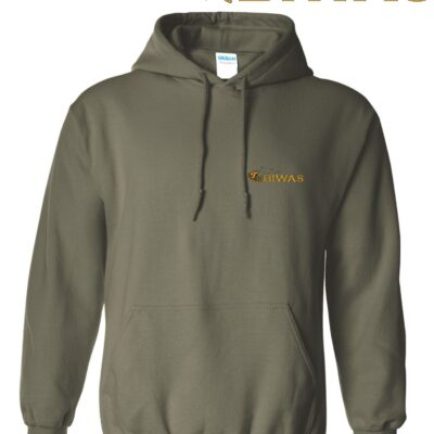 BIWAS Embroidered Hoodie
