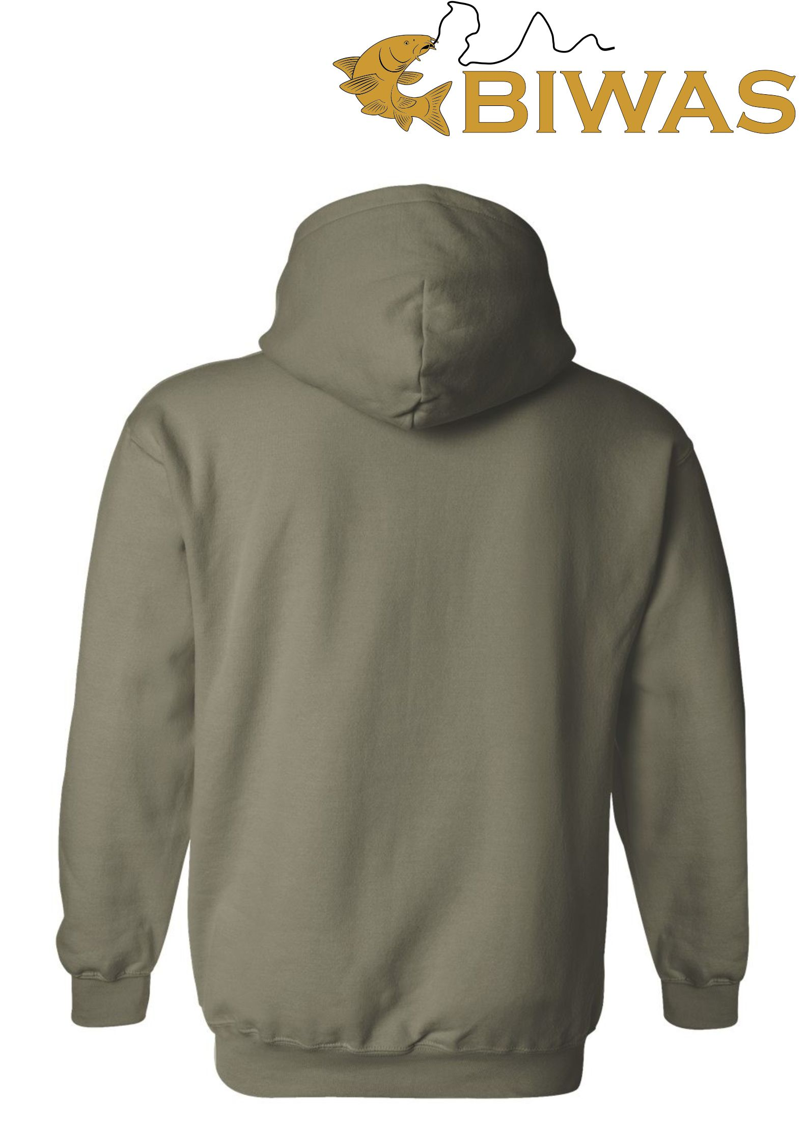 Embroidered Hoodie Back