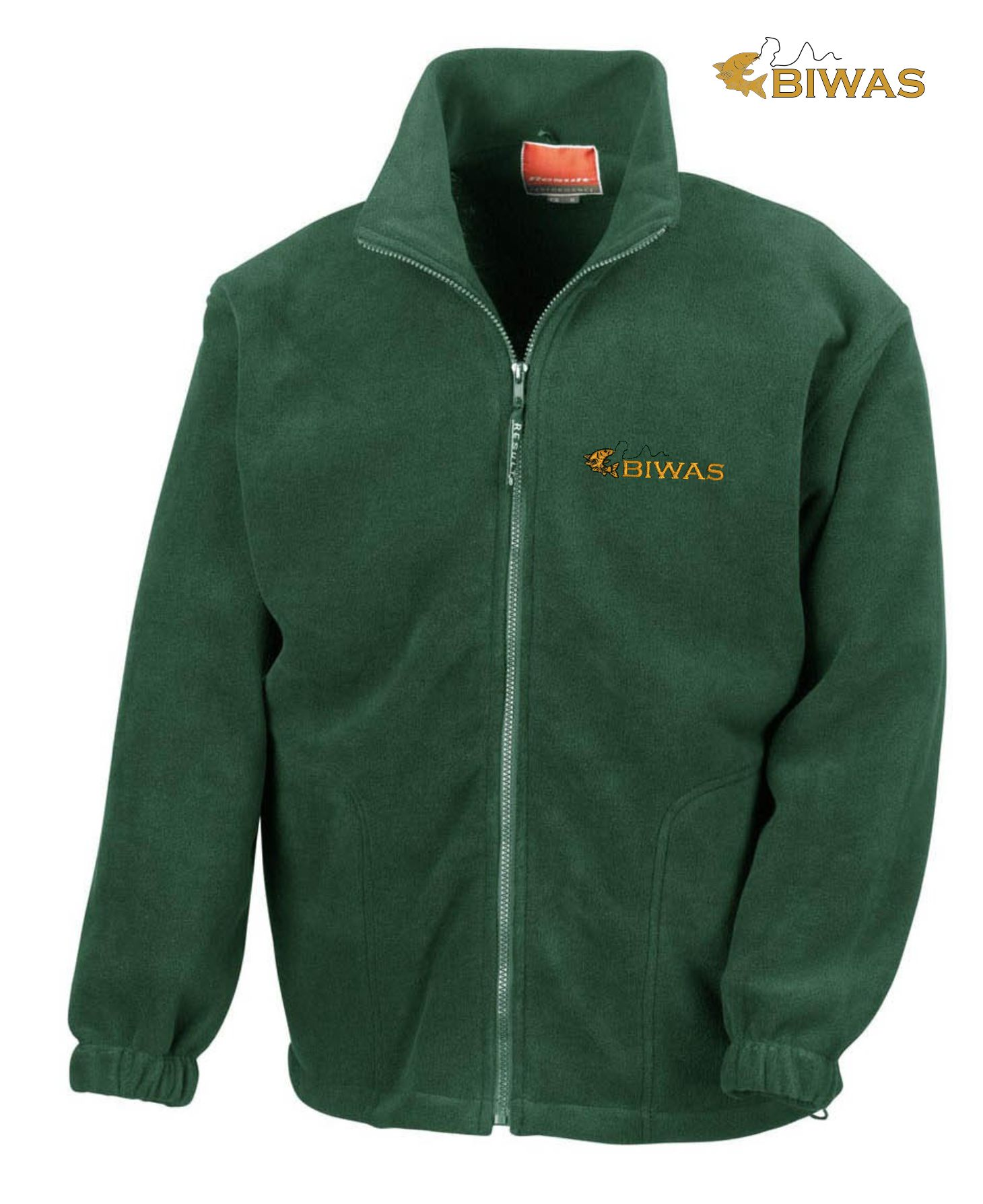 BIWAS Embroidered Fleece